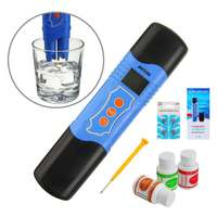 3 in 1 PH ORP Temperature Combo Meter Tester Pen Type with Automatic Temperature Compensation 0~50degreeC