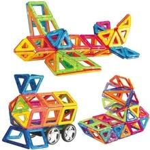 Mylitdear 20 / 36 Unids Magnetic Construction Toys 3d Diy Building Block Brick Model Designer Magnetic Toys Children Gift цена в Москве и Питере