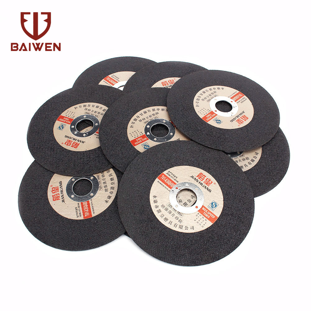 5-25Pcs 150mm 6'' Cutting Discs Reinforced Thin Cut Off Wheels Grinding Wheel For Angle Grinder Rotary Tool