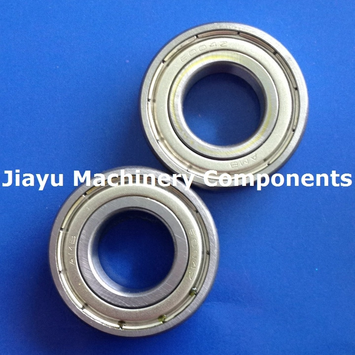 2 PCS 6004ZZ Bearings 20x42x12 Radial Ball Bearings 6004-2Z