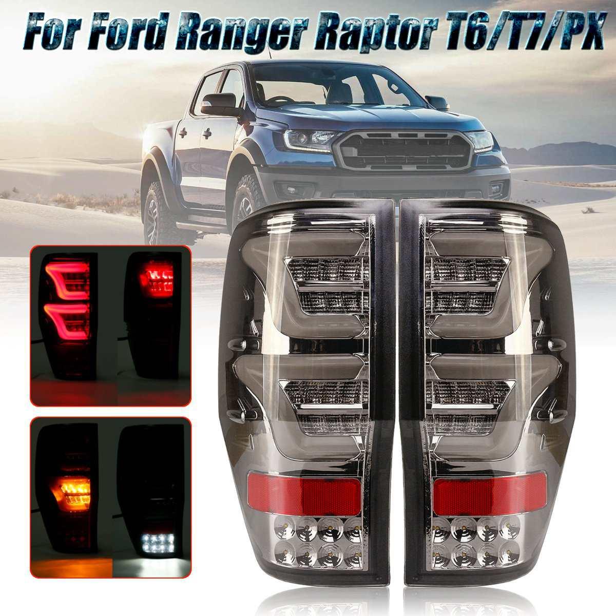 1 Pair LED DIY Tail Light  2 Colors Rear Brake Lamp for Ford Ranger Raptor T6 T7 PX MK1 MK2 Wildtrak 2012 13 14 15 16 17 2018 1 Pair LED DIY Tail Light  2 Colors Rear Brake Lamp for Ford Ranger Raptor T6 T7 PX MK1 MK2 Wildtrak 2012 13 14 15 16 17 2018