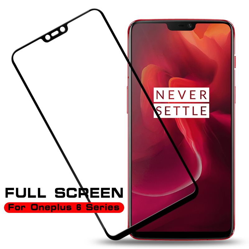 Protective Glass For Oneplus 6 6T T Tempered Glass For Oneplus6 One Plus 6 6t T Six Screen Protector One Plus 6 Protective Film