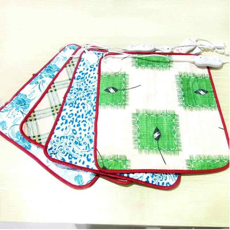 Tapis chauffant électrique pour animaux de compagnie couverture chauffante hiver chien chats tapis chauffant lit de couchage fournitures pour animaux de compagnie couvertures anti-rayures tapis
