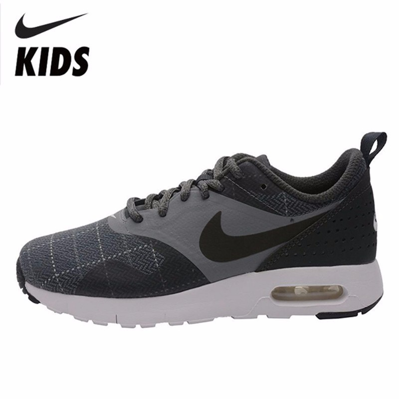 sale retailer 4e408 25ec8 Nike AIR MAX TAVAS SE (GS) New Arrival Children Sneakers Autumn Comfortable  Boy And Girl Running Shoes  859580