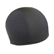 1 шт ШЛЕМ ЛАЙНЕР череп быстросохнущая охлаждающая впитывающая Спортивная велосипедная шапочка для женщин и мужчин