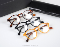 2019 Gregory peck OV5186 Vintage optical glasses frame eyeglasses reading glasses women men clear eyewear for Prescription Lens
