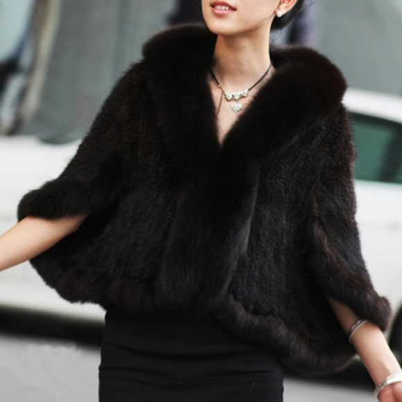 Real Mink Fur Coat(China)