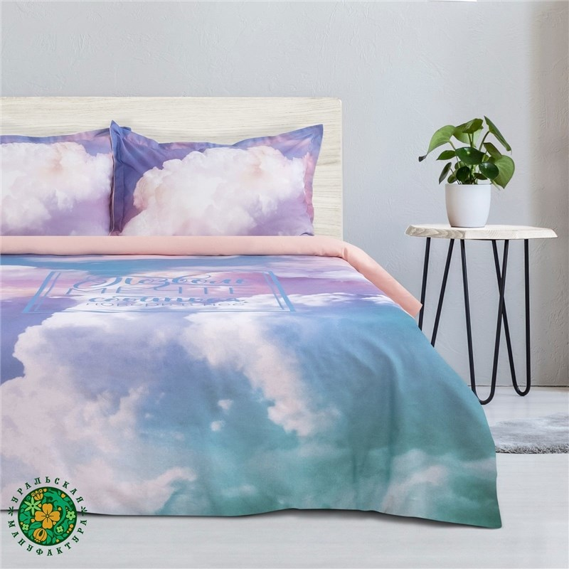 Bed Linen Ethel 2 CH Air dreams 175x215 cm, 200x220 cm, 50x70 cm-2 pcs, poplin 125 g/m a new 10 inch ch 1096a1 fpc276 v02 rx14 tx26 cm touch screen digitizer sensor replacement parts 236x167mm