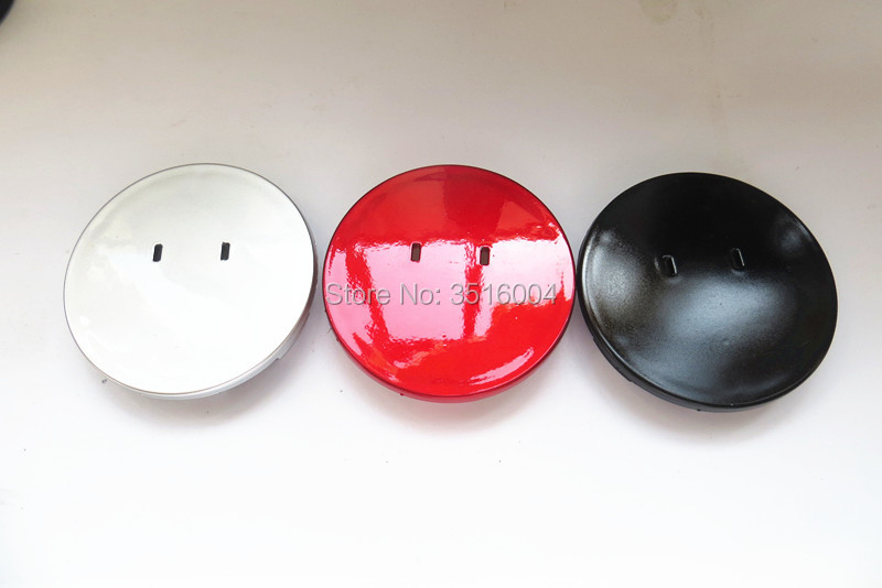 40PCS 69mm black red silver FOR accord 2 4 CRV 08 for civic modified wheel cover