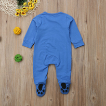 Baby Girl Boys Clothes Long Sleeve Rompers 0-18 Months