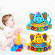 Baby Toddler Kids Musical Piano Toy Educational Toy Support flash and music musical toy for kids. Baby Gifts
