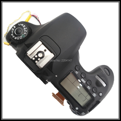 100% Original  60D Top Cover Shell Unit Camera Replacement Parts For Canon