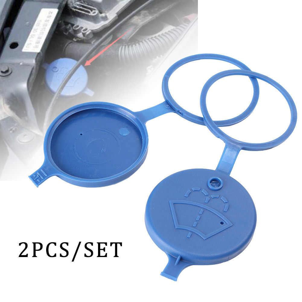Ocamo Car Windshield Washer Bottle Fluid Reservoir Tank Cap for Honda Civic