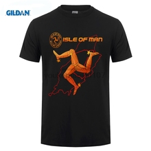 GILDAN customised t-shirts Newest Men Nice Custom Isle Of Man T Shirt Many Colors Available Hipster Mans In Summer