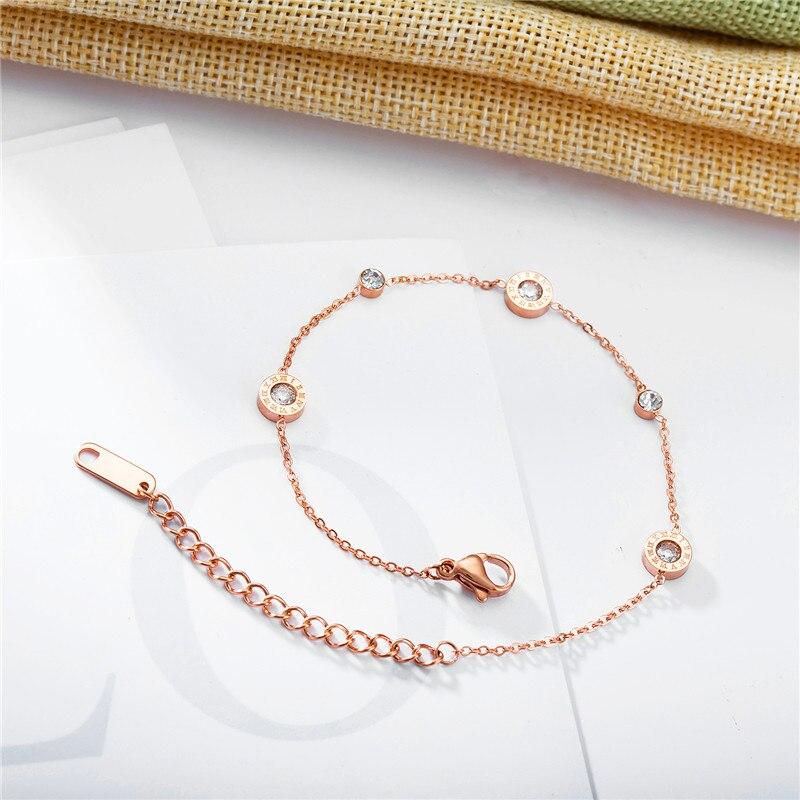 6613525e50ef Minmin Cristal de hoja de Color plata de novia pulseras para las mujeres al  por mayor