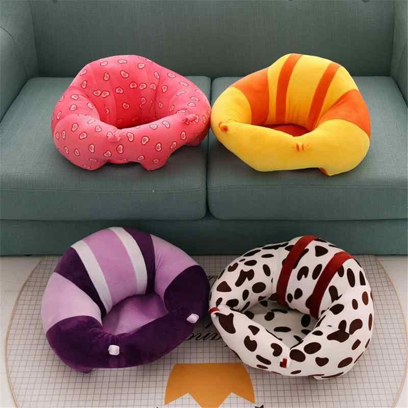 Дропшиппинг младенческий ребенок на сиденье в машину на диван фиксированная Поддержка Хлопок обучения кормления высокий стул новорожденный гнездо Bean мешок для ребенка подушки