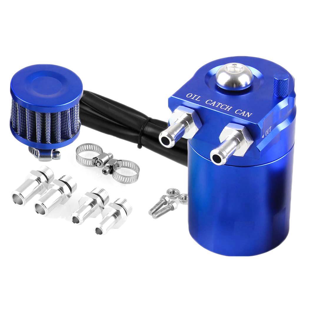 Réservoir d'huile de voiture automatique en aluminium général avec l'installation facile 300 ML filtre à huile peut réservoir 0.8 kg - 3