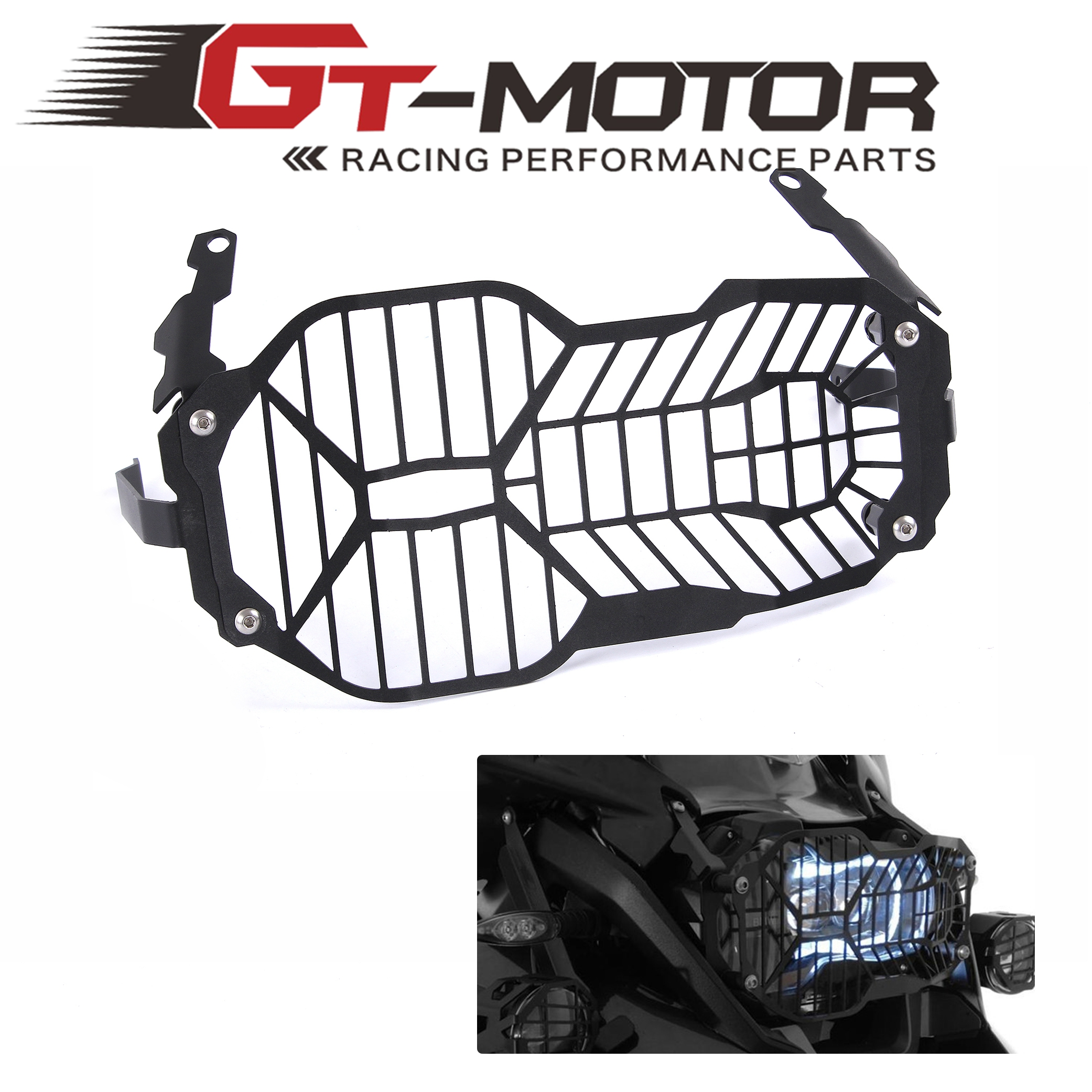 Motorcycle Front Headlight Grille Guard Cover Protector For GSA BMW R1200GS R1250GS R 1200 R1200 GS /LC /Adventure 2013 2018