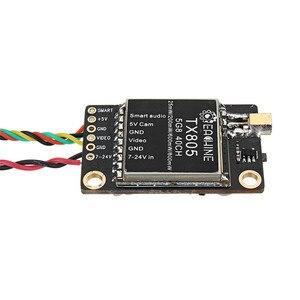 Image 5 - Eachine TX805 5,8G 40CH 25/200/600/800mW FPV transmisor VTX LED pantalla OSD/Pitmode/Smartaudio