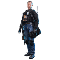 Rowsfire 1 Pcs Hand Simulated Cia Armed Agents 1/6 Scale Accessory Set For 1/6 12 Inches Action Figure Lifelike Model Test Kit