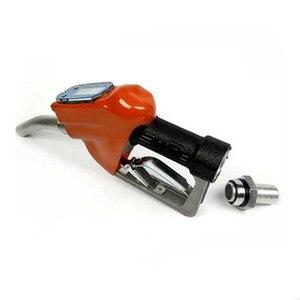 Image 4 - Cyfrowy miernik przepływu wskaźnik spalinowa benzynowa paliwa dysza pistoletu do tankowania oleju aluminiowa stacja benzynowa narzędzia do wtrysku paliwa