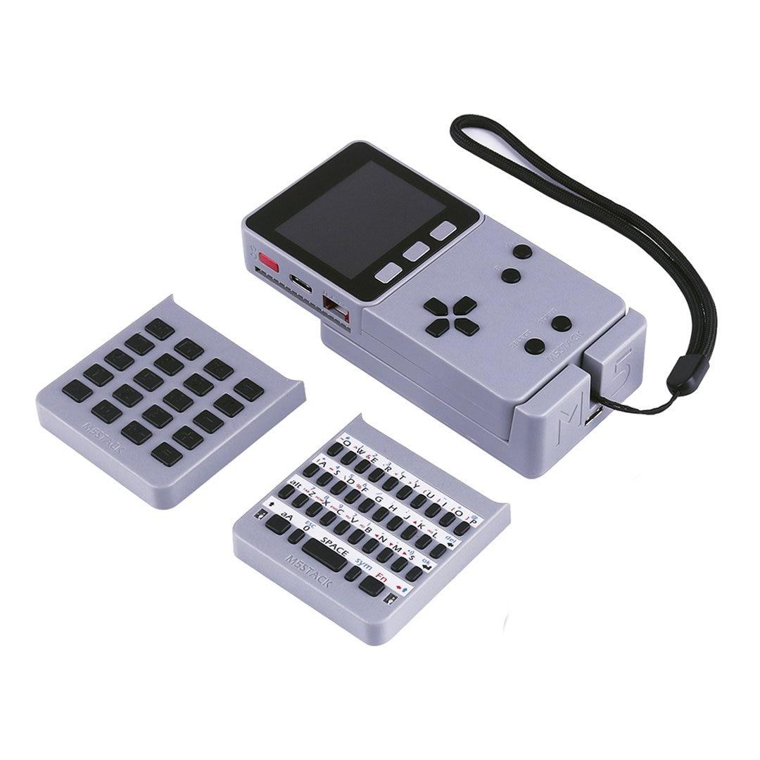 M5Stack ESP32 Computer with Keyboard//Gameboy//Calculator for Micropython Arduino
