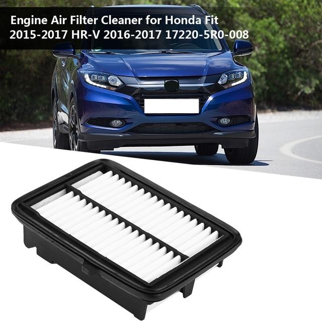 Engine Air Filter Cleaner for Honda Fit 2015-2017 HR-V 2016-2017 17220-5R0-008 New