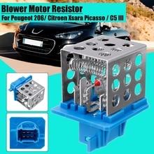 6450Ep 12V 6Pin автомобильного обогревателя двигатель Управление резистор для Citroen C5 Xsara Picasso для peugeot 206 Cc 6450.Ep 6450 Ep аксессуары