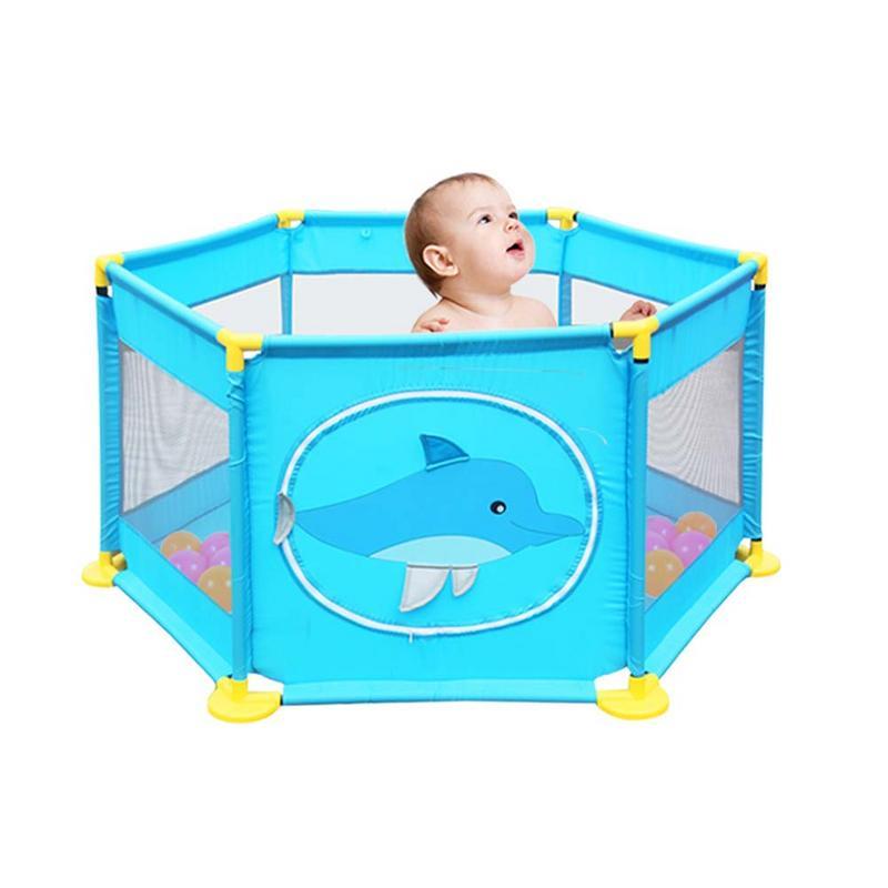 Bébé parcs pour enfants bébé clôture piscine balles enfants tente pour bébé barrières de sécurité pour 0-36 mois expédition rapide