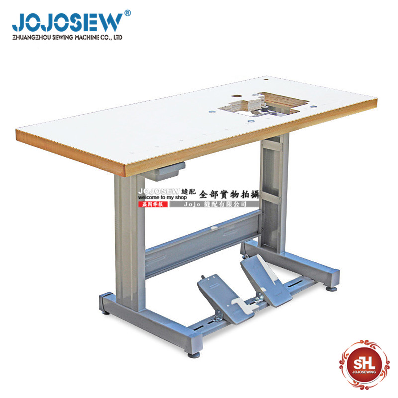 J Sewing Machine Bench Frame Scaffold Full Set Of Flat  Sewing Machine Table Desk