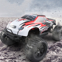New Arrival JJRC Q48 RC Car Big Foot Off Road Climbing Car 1/10 2.4GHz Brushless Truck Remote Control Rc Car Toys For Boys Kids