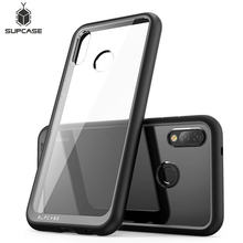 For Huawei P20 Lite Case Cover SUPCASE UB Style Series Anti-knock Premium Hybrid Protective TPU Bumper+PC Clear Back Cover Case(China)