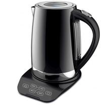 Чайник электрический GEMLUX GL-EK2217BL (мощность 2200 Вт, объем 1.7 л, корпус нержавеющая сталь, Функция установки и поддержания температуры)