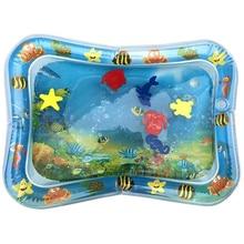 Надувной детский водный коврик для развлечения для детей и младенцев R8W7 надувные переносные ванны