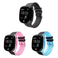 HW11 Children's Smart Watch Phone GPS Tracker Positioning IP67 Waterproof Watch For Kids