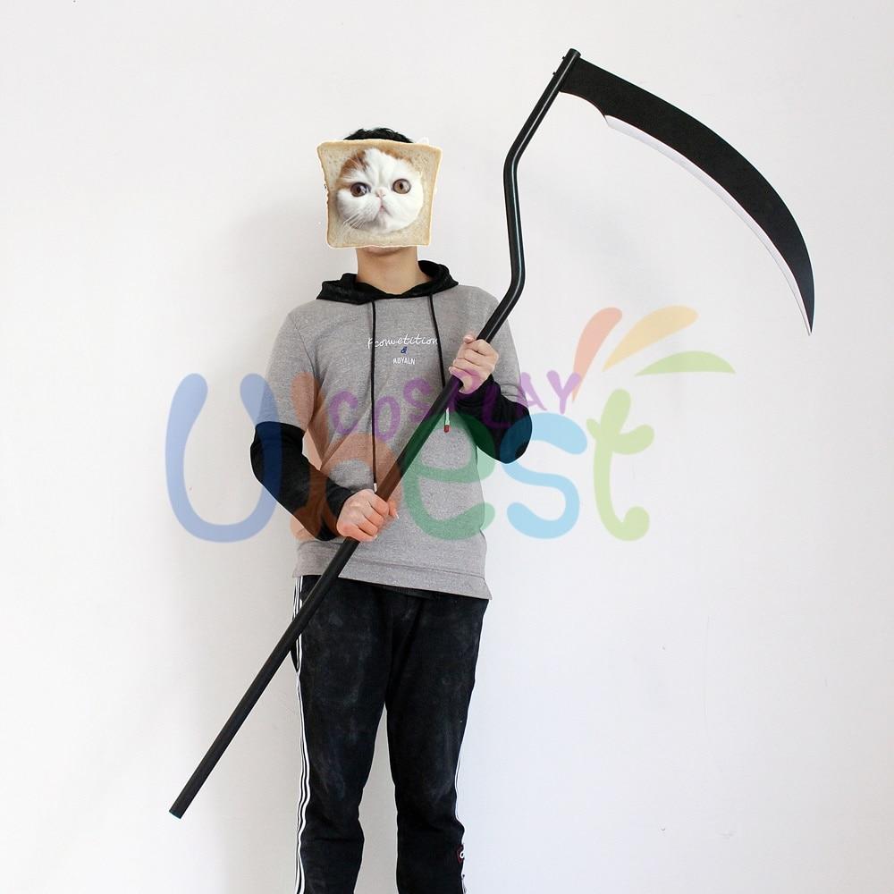 Costume Props Fff Group Reapers Scythe Sickle Halloween Cosplay Prop