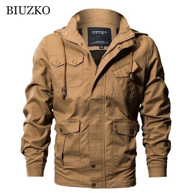 Casual Fashion Men's Trench Coat Pockets Zipper Windproof Windbreakers Loose Long Sleeve Coat and Jactet Streetwear