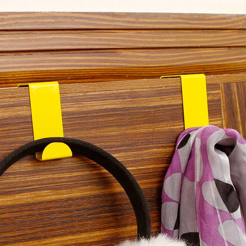 Домашняя сумка для двери, в виде героев мультфильмов, сзади, тип крючка, сумка, оригинальность, прекрасный, избегайте гвоздей, дверь, задняя петля, вешалка для одежды