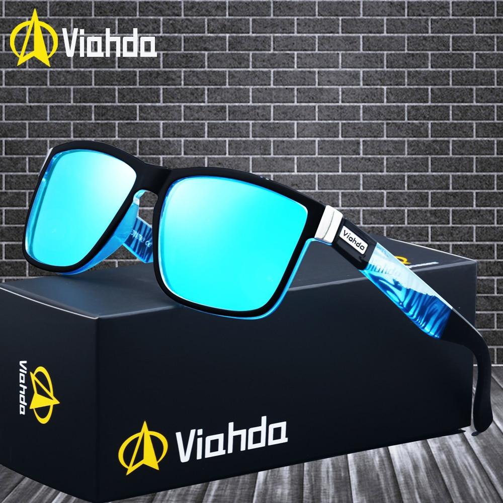 Viahda 2019 Popular Brand Polarized Sunglasses Sport Sun Glasses Sun Glasses For Women Travel Gafas De Sol