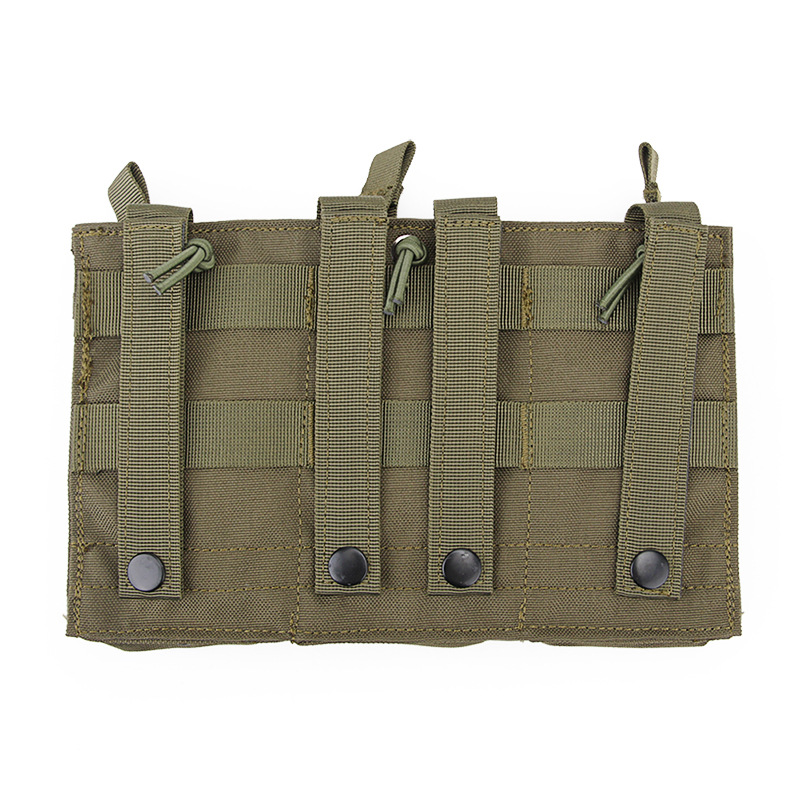 Image 4 - Tactical Triple Magazine Pouch for G36 Mag Outdoor Paintball Games Group Activities Outdoor Pocket Bag-in Paintball Accessories from Sports & Entertainment
