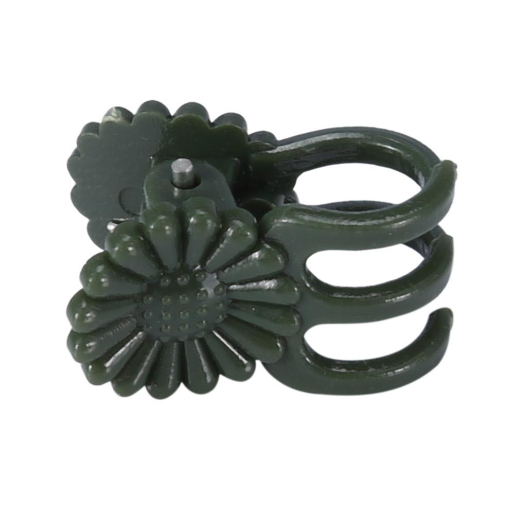 40Pcs Plant Support Clips Flower And Vine Clips Garden Tomato Plant Support Clips For Supporting Stems Vines Grow Upright