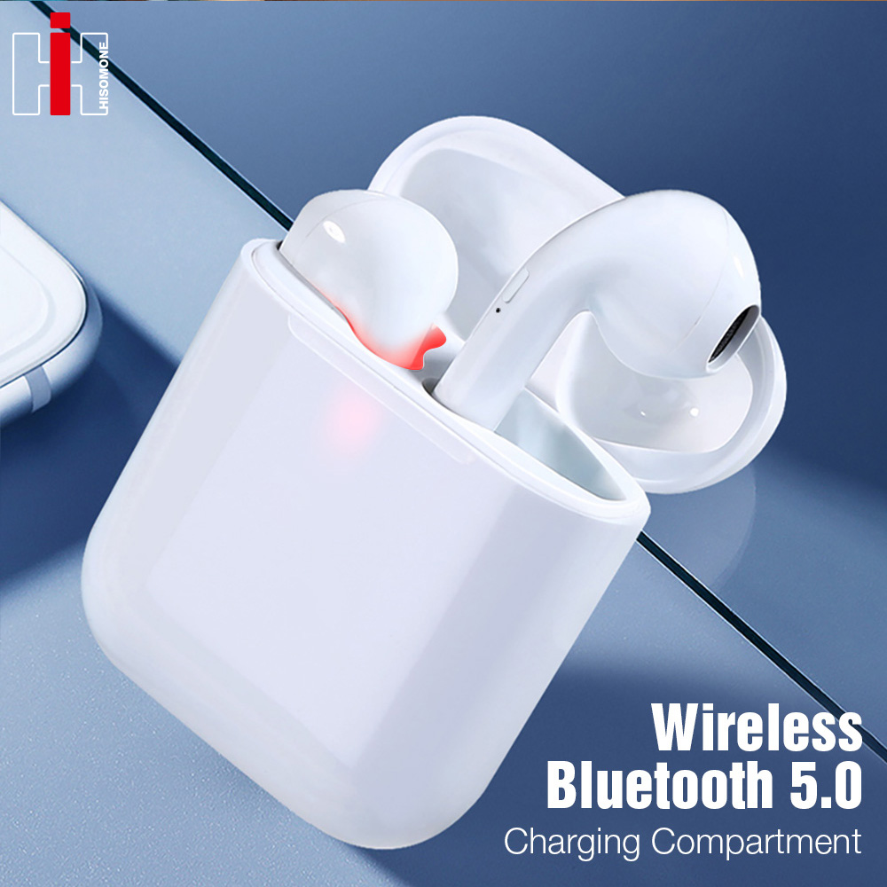 Hisomone i9s i10 Tws Bluetooth Wireless Earphone Earbuds Headphones With Mini Charging Box Air Pods Stereo