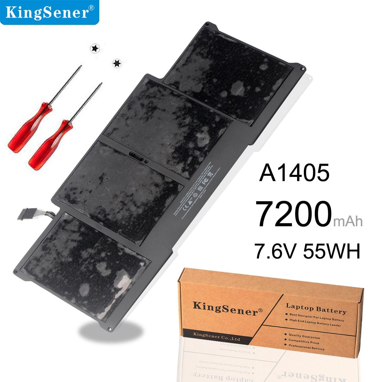 KingSener Nouveau A1405 Batterie D'ordinateur Portable pour Apple MacBook Pro 13