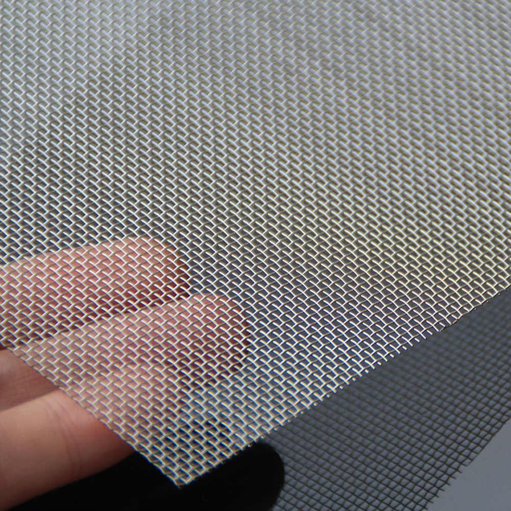 Mesh Front Fix Mesh Universele Repareren Mouldings Auto Bumper Rvs Grille Netto Panelen Lijm Plastic Reparatie Fix