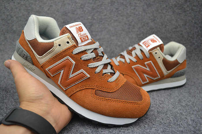 3ddbd7a23d545 ... New Balance 574 NB574 classic running shoes men women sport shoes Retro-fashioned  casual shoes ...