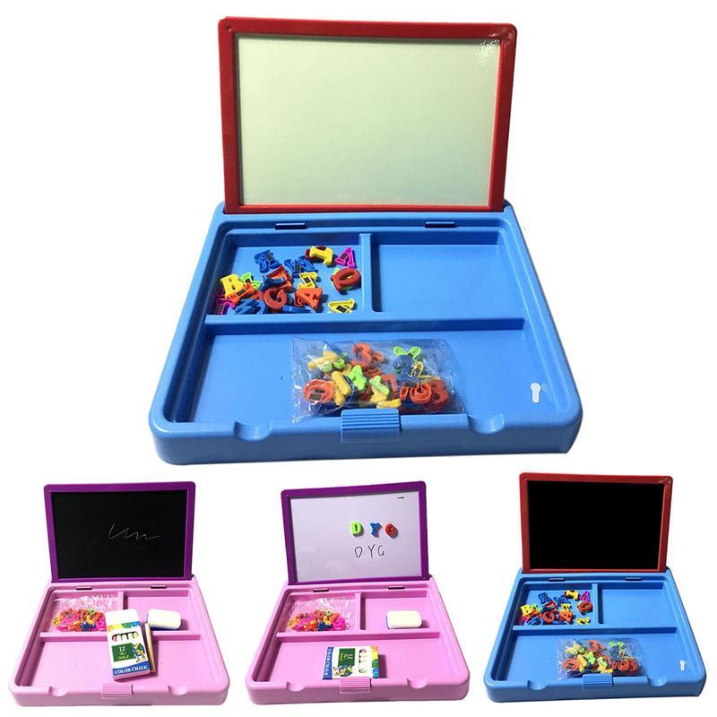 2019 Nieuwste Ontwerp Multifunctionele Draagbare Schrijfbord Magnetische Lichtgevende Schilderen Speelgoed Voor Kinderen Nieuw (In) Ontwerp;