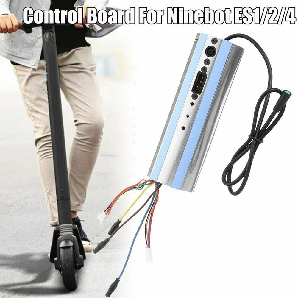Assembléia substituição Bluetooth Peças Scooter Elétrico Placa de Controle do Circuito Principal de Metal Profissional Para Ninebot ES1/2/3/ 4