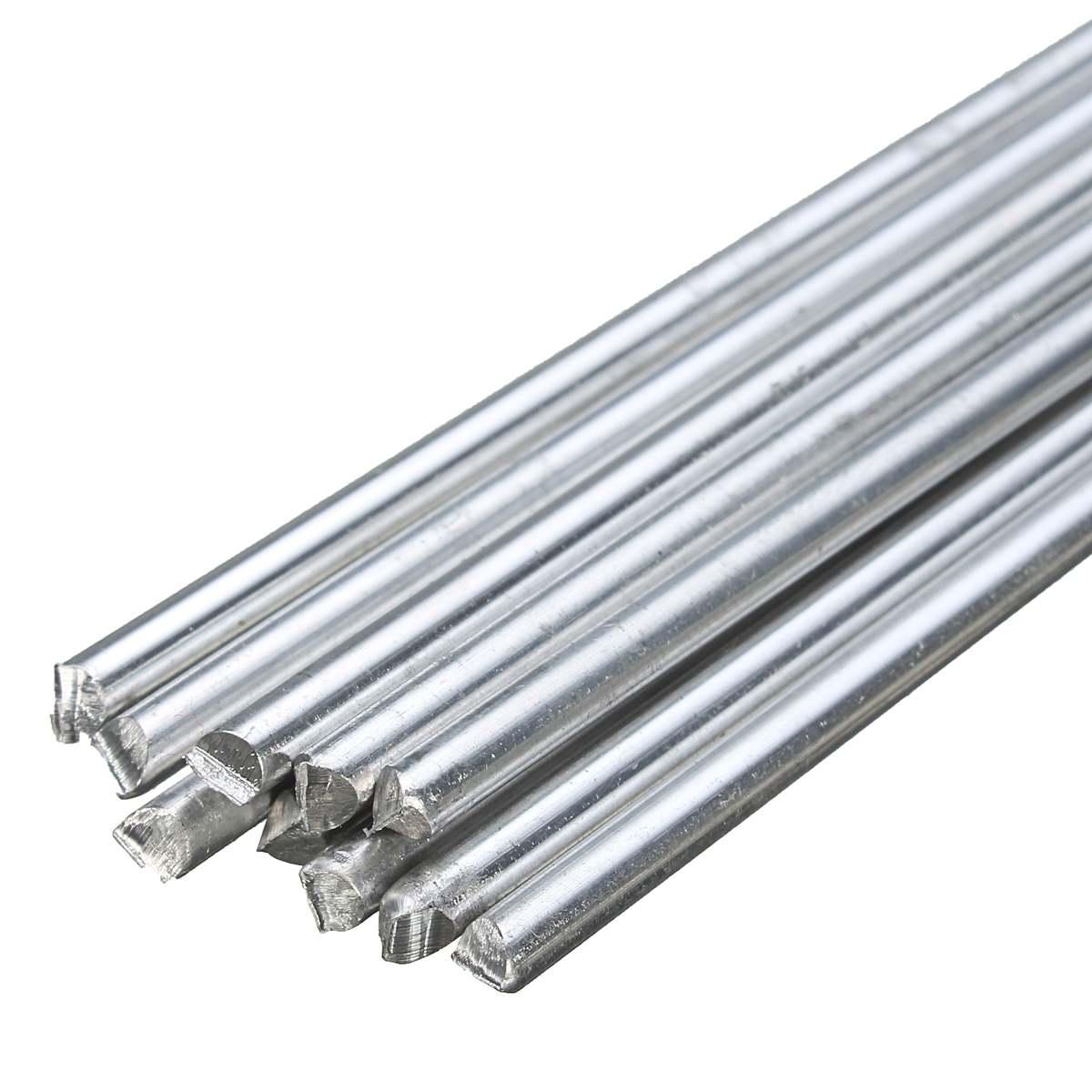 10 шт. 3,2 мм x 230 мм алюминиевые сварочные стержни низкая температура для сварочного аппарата ремонтный рабочий инструмент