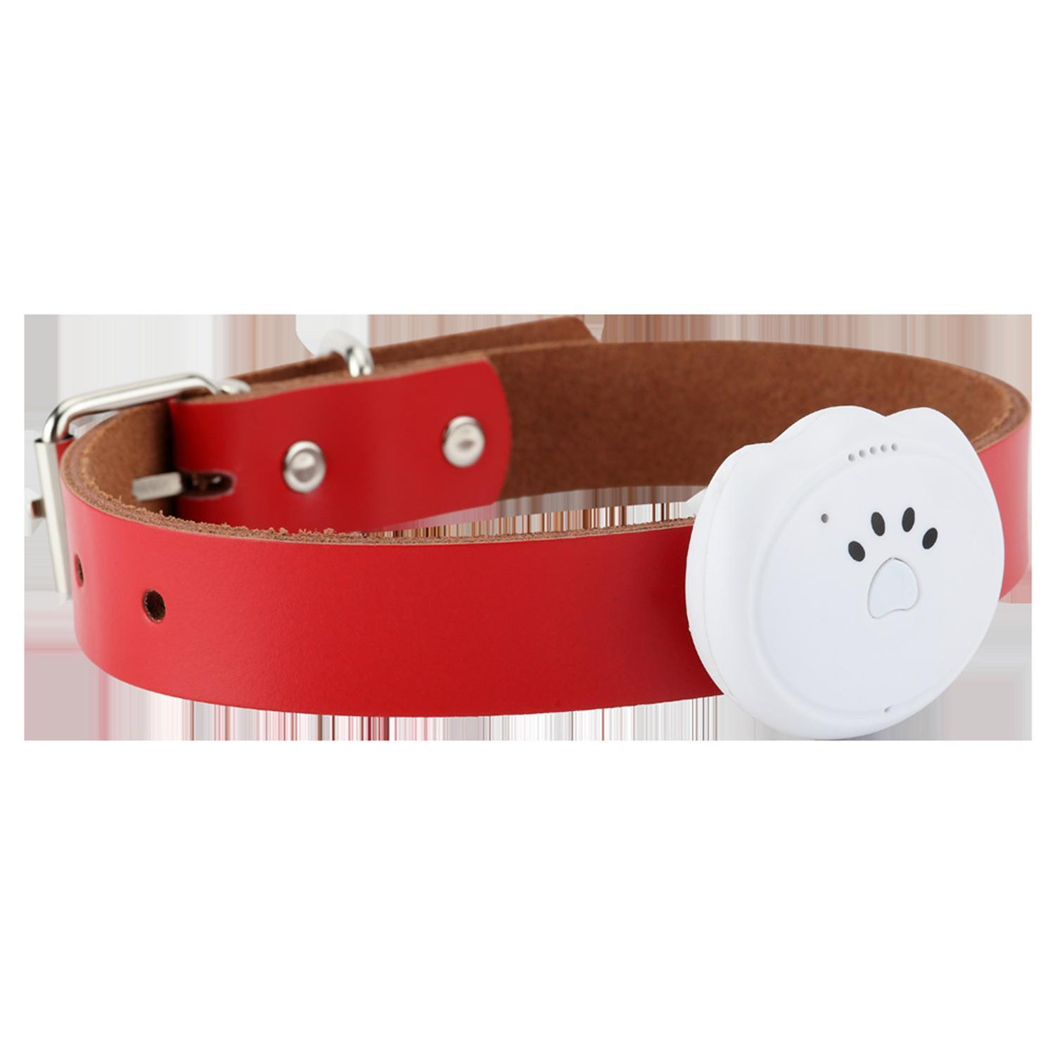 Anti lost Dog Cat Collar GPS Pet Finder Tracker Locator GPS Tracking Home, Store, etc Mini pet collar easy use.