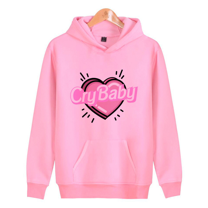 Melanie Martinez Hoodies Sweatshirts Streetwear Hoddies Harajuku Homme Hop Male Pullover Hip Men/women J1798